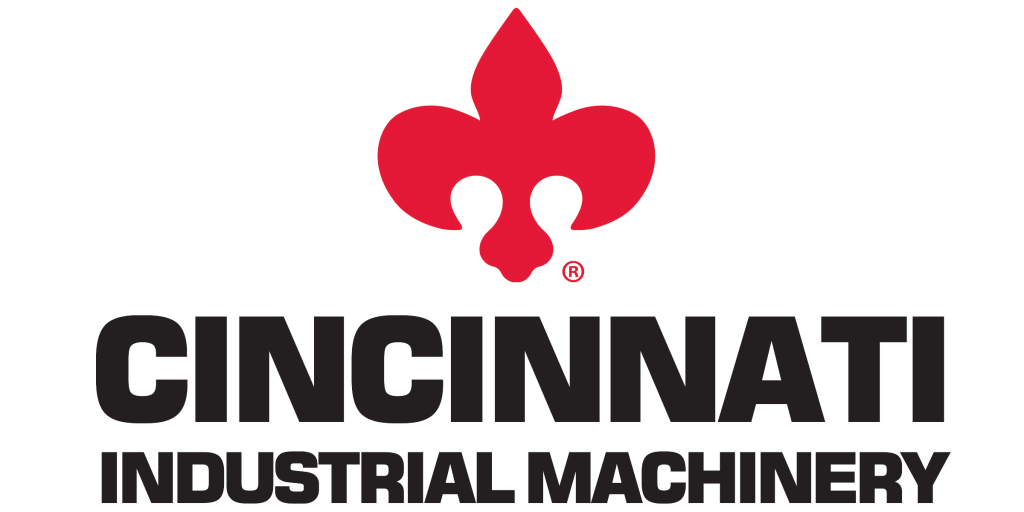 Cincinnati Industrial Machinery 2021 Logo Trademark Transparent Background
