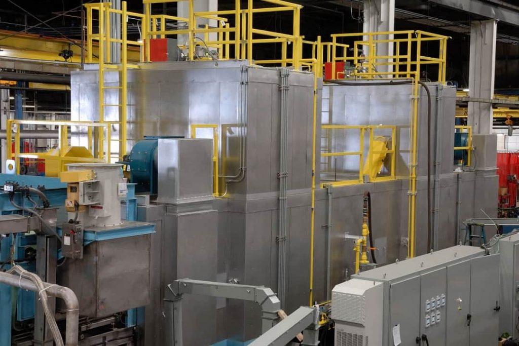 Cincinnati Industrial Machinery IBO Dry-Off Oven