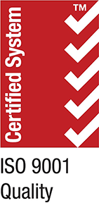 ISO 9001 Quality Certified System Logo