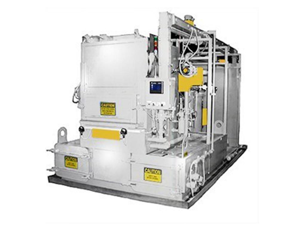 Cincinnati Industrial Machinery Industrial Cabinet Washer