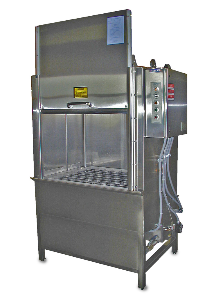 Cincinnati Industrial Machinery Alvey FL-2S Front Load Washers