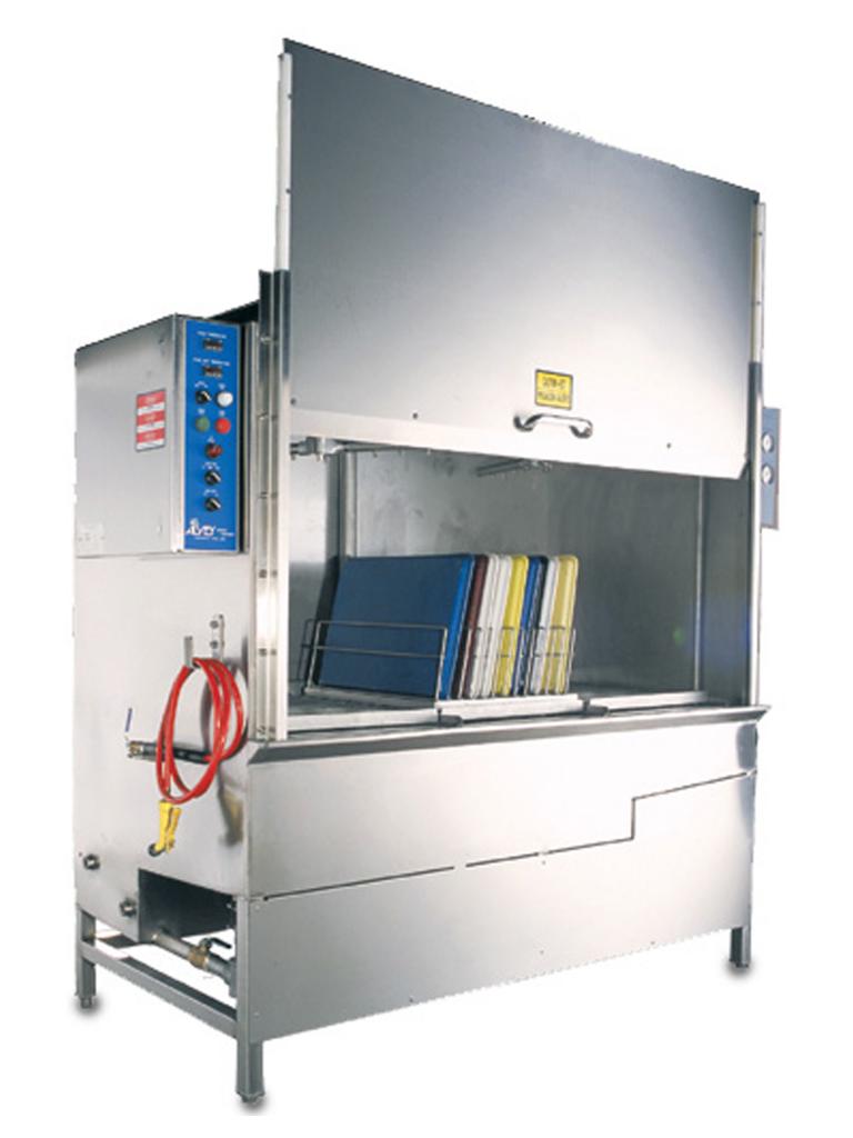 Cincinnati Industrial Machinery Alvey FLC-36 Front Load Washer
