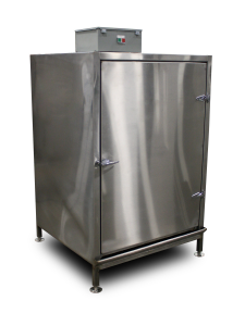 Cincinnati Industrial Machinery Alvey GI-2 Garbage Can Washer Transparent Background