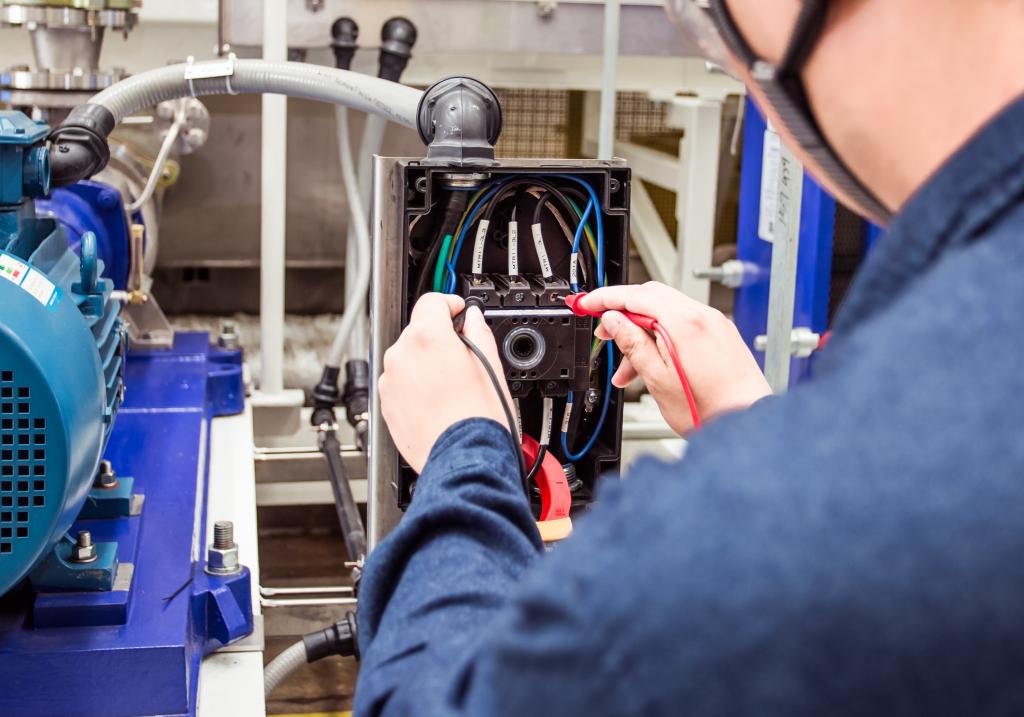 Cincinnati Industrial Machinery Can Washer Repair