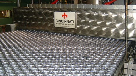 CIM Industrial Washer Blog Photo of Cans