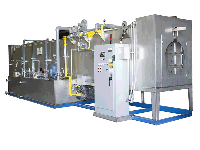 Industrial Washer Monorail System
