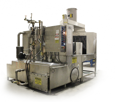 Cincinnati Industrial Machinery Industrial Dishwashers TT-84